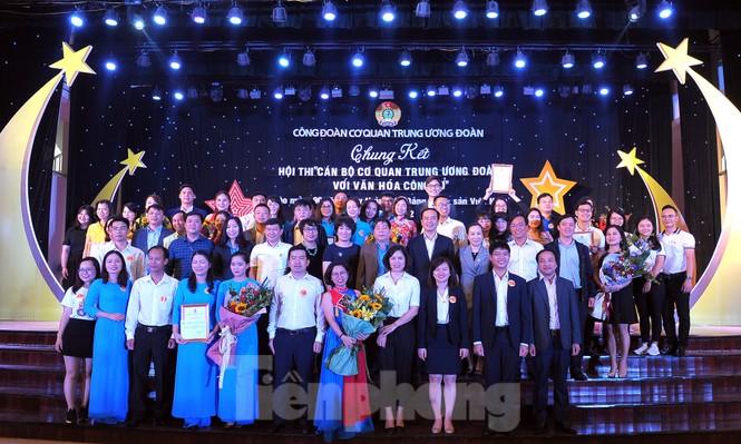 Hiện tượng 'siêu to khổng lồ', Táo quân lên sân khấu hội thi văn hóa công sở - ảnh 15