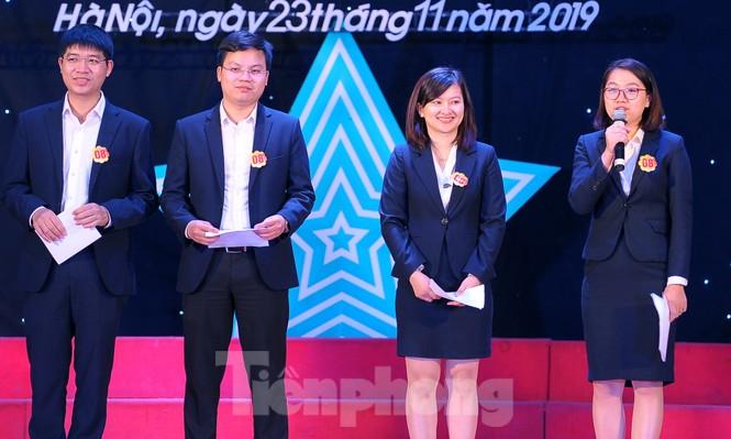 Hiện tượng 'siêu to khổng lồ', Táo quân lên sân khấu hội thi văn hóa công sở - ảnh 5