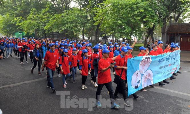 Giới trẻ chung tay hành động vì một cộng đồng khỏe mạnh - ảnh 11