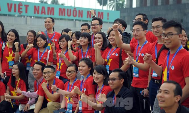 Trí thức trẻ Việt Nam toàn cầu tụ hội tham gia hành trình 'Tôi yêu Tổ quốc tôi' - ảnh 8