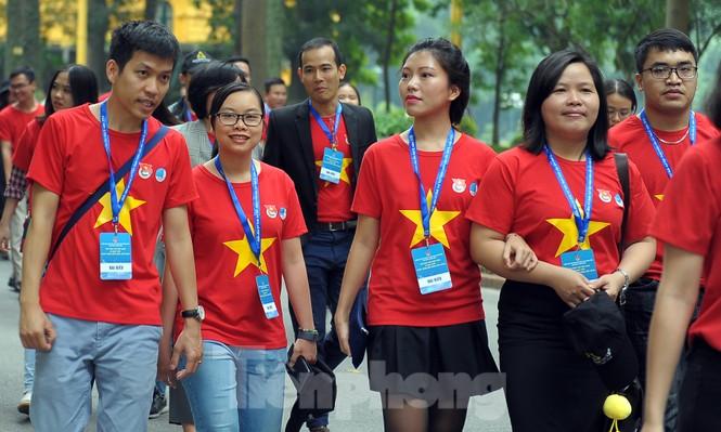 Trí thức trẻ Việt Nam toàn cầu tụ hội tham gia hành trình 'Tôi yêu Tổ quốc tôi' - ảnh 6