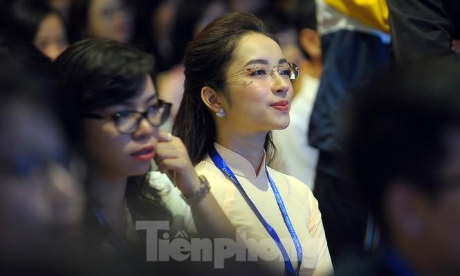 Toàn cảnh lễ khai mạc Diễn đàn Trí thức trẻ Việt Nam toàn cầu lần thứ II - ảnh 10