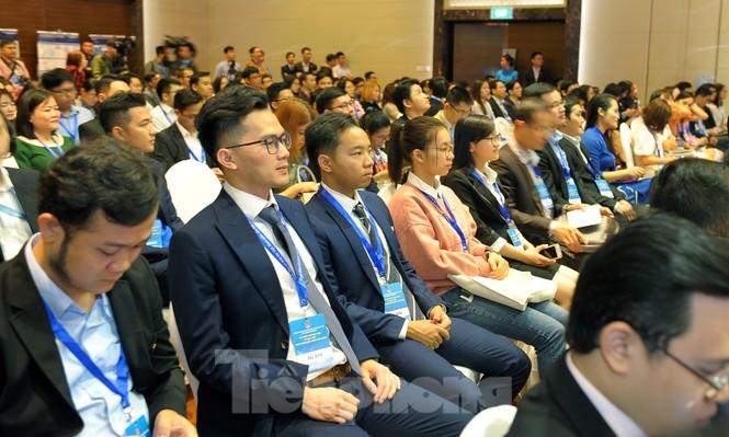 Toàn cảnh lễ khai mạc Diễn đàn Trí thức trẻ Việt Nam toàn cầu lần thứ II - ảnh 4