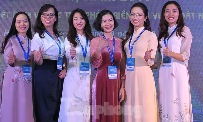 Toàn cảnh lễ khai mạc Diễn đàn Trí thức trẻ Việt Nam toàn cầu lần thứ II - ảnh 15