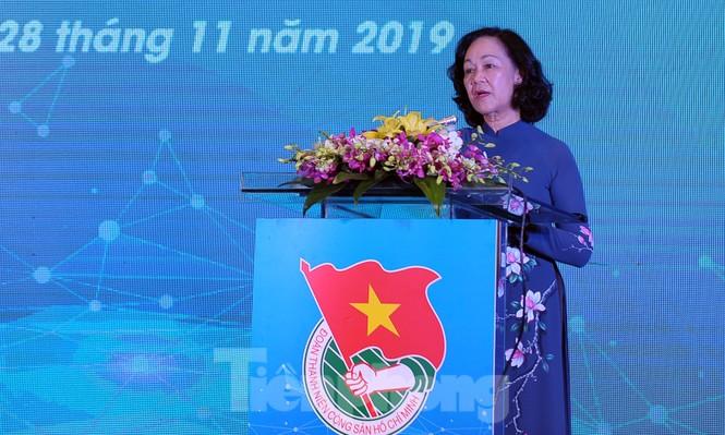 Toàn cảnh lễ khai mạc Diễn đàn Trí thức trẻ Việt Nam toàn cầu lần thứ II - ảnh 7