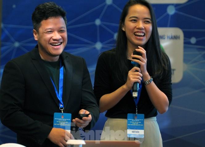 Người Việt trẻ rạng ngời ở Diễn đàn Trí thức trẻ Việt Nam toàn cầu - ảnh 8