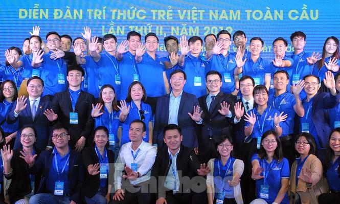 Diễn đàn Trí thức trẻ Việt Nam thống nhất chủ đề năm 2020 - ảnh 12