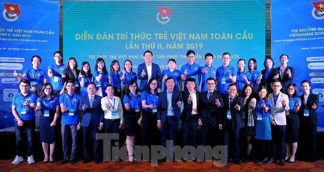 Trí thức trẻ Việt Nam đề xuất 79 khuyến nghị phát triển đất nước  - ảnh 15