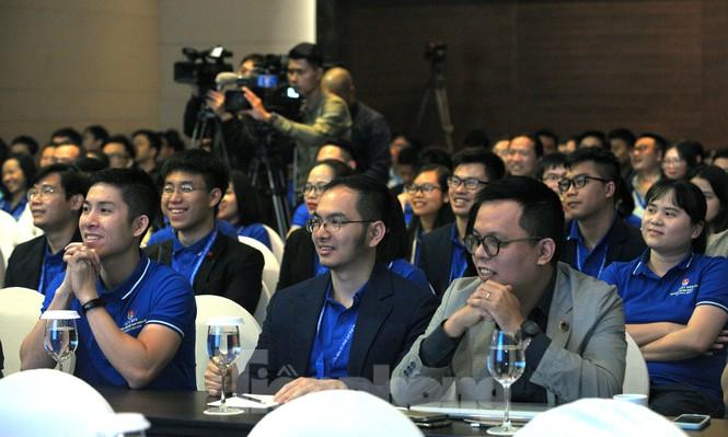 Người Việt trẻ rạng ngời ở Diễn đàn Trí thức trẻ Việt Nam toàn cầu - ảnh 2