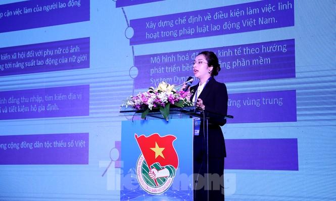 Trí thức trẻ Việt Nam đề xuất 79 khuyến nghị phát triển đất nước  - ảnh 9