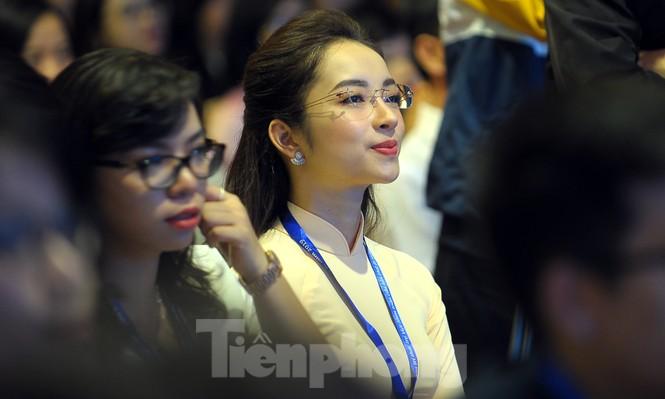 Người Việt trẻ rạng ngời ở Diễn đàn Trí thức trẻ Việt Nam toàn cầu - ảnh 9