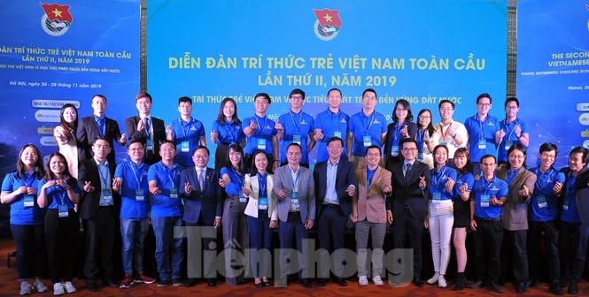 Trí thức trẻ Việt Nam đề xuất 79 khuyến nghị phát triển đất nước  - ảnh 14