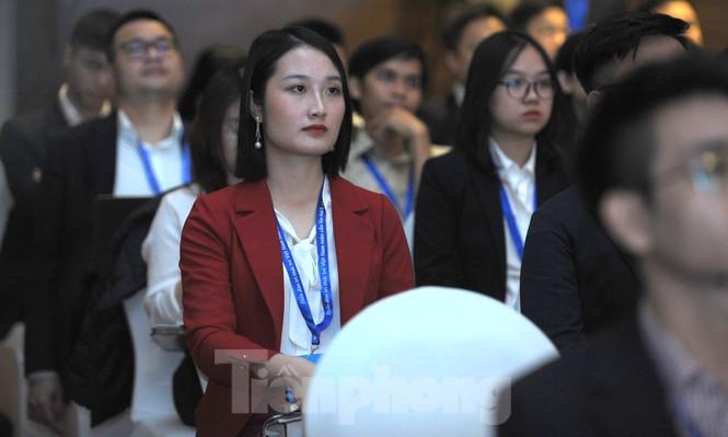 Người Việt trẻ rạng ngời ở Diễn đàn Trí thức trẻ Việt Nam toàn cầu - ảnh 10