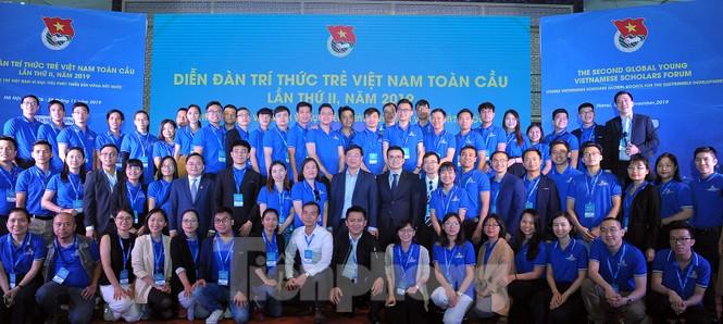 Trí thức trẻ Việt Nam đề xuất 79 khuyến nghị phát triển đất nước  - ảnh 13