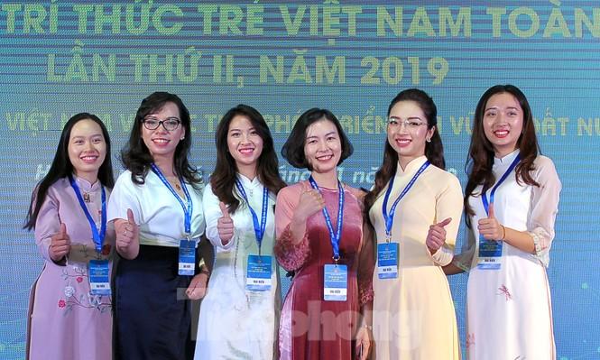 Người Việt trẻ rạng ngời ở Diễn đàn Trí thức trẻ Việt Nam toàn cầu - ảnh 11