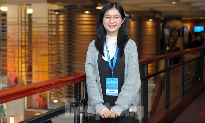 Nữ du học sinh xinh đẹp nghiên cứu phòng ngừa bệnh K - ảnh 1