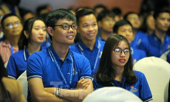 Người Việt trẻ rạng ngời ở Diễn đàn Trí thức trẻ Việt Nam toàn cầu - ảnh 6