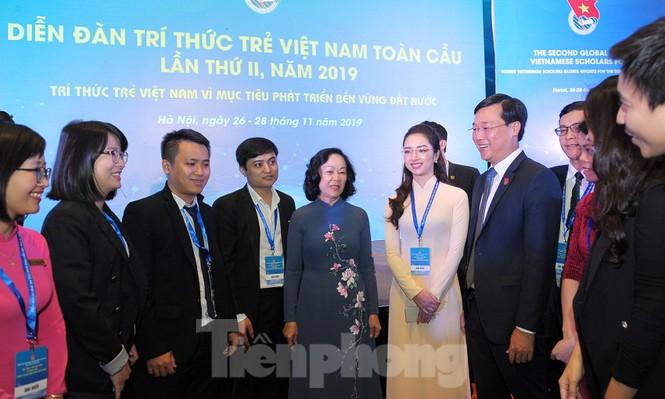 Diễn đàn Trí thức trẻ Việt Nam thống nhất chủ đề năm 2020 - ảnh 5