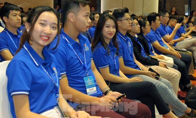 Người Việt trẻ rạng ngời ở Diễn đàn Trí thức trẻ Việt Nam toàn cầu - ảnh 3