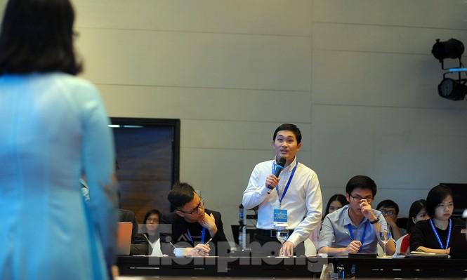 Diễn đàn Trí thức trẻ Việt Nam thống nhất chủ đề năm 2020 - ảnh 6