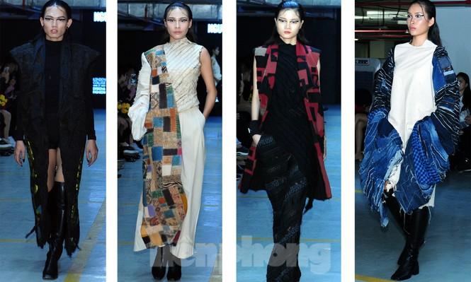 Sinh viên thiết kế thời trang phản ánh giao thông, môi trường - ảnh 5