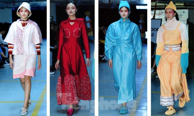 Sinh viên thiết kế thời trang phản ánh giao thông, môi trường - ảnh 7