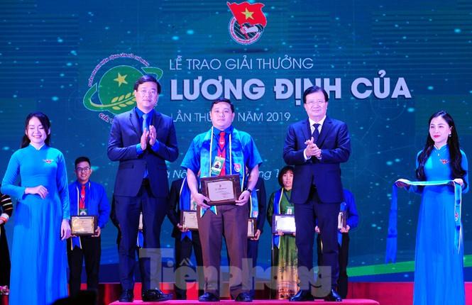 Người đẹp Cao nguyên đá được trao giải thưởng Lương Định Của - ảnh 3