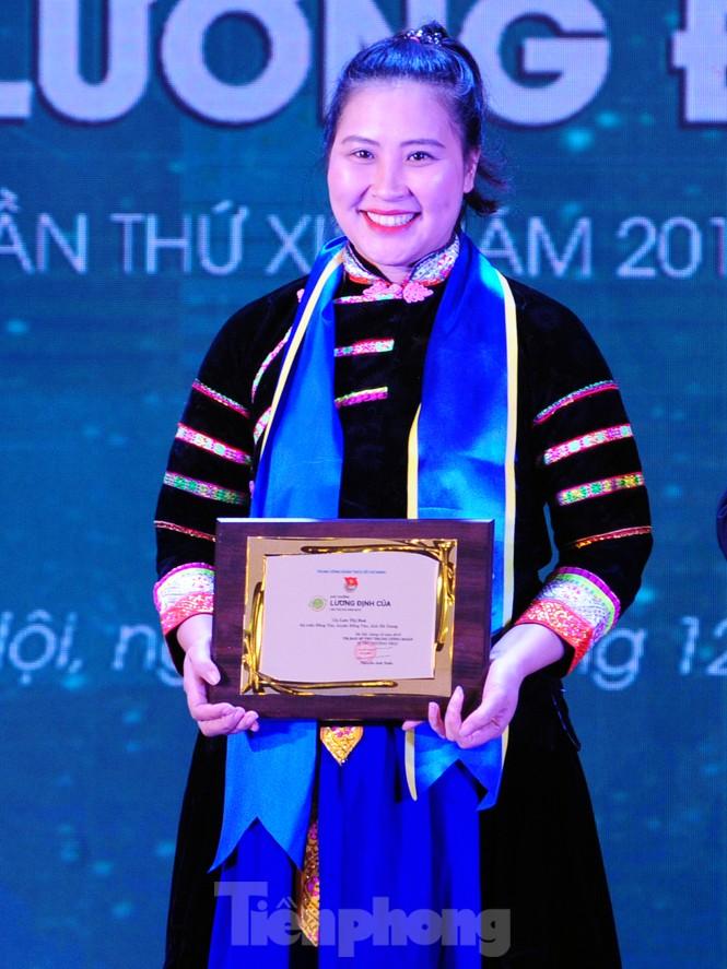 Người đẹp Cao nguyên đá được trao giải thưởng Lương Định Của - ảnh 5