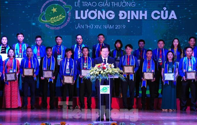 Người đẹp Cao nguyên đá được trao giải thưởng Lương Định Của - ảnh 2