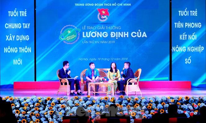 Người đẹp Cao nguyên đá được trao giải thưởng Lương Định Của - ảnh 1