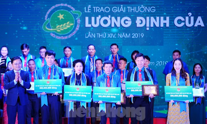Người đẹp Cao nguyên đá được trao giải thưởng Lương Định Của - ảnh 6