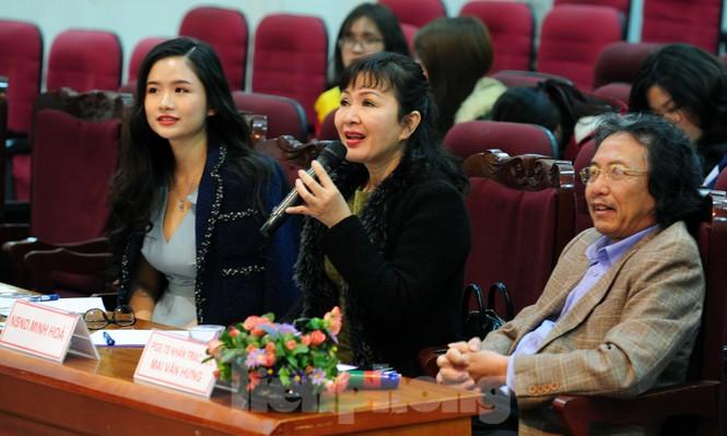 Rộn ràng nữ sinh Hà thành ứng thí Hoa khôi Sinh viên Việt Nam 2020 - ảnh 2