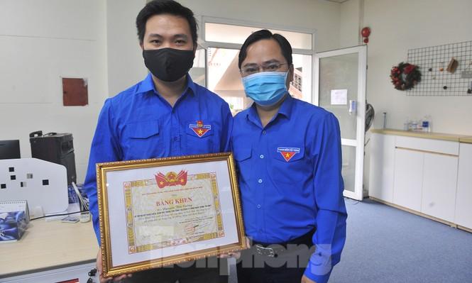 T.Ư Đoàn tặng bằng khen đội ngũ xây dựng ứng dụng NCOVI khai báo y tế - ảnh 4