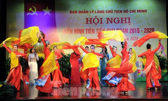Giữ gìn an toàn tuyệt đối thi hài Chủ tịch Hồ Chí Minh - ảnh 1