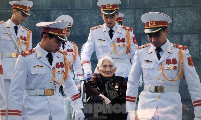 Giữ gìn an toàn tuyệt đối thi hài Chủ tịch Hồ Chí Minh - ảnh 4