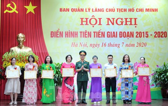 Giữ gìn an toàn tuyệt đối thi hài Chủ tịch Hồ Chí Minh - ảnh 8