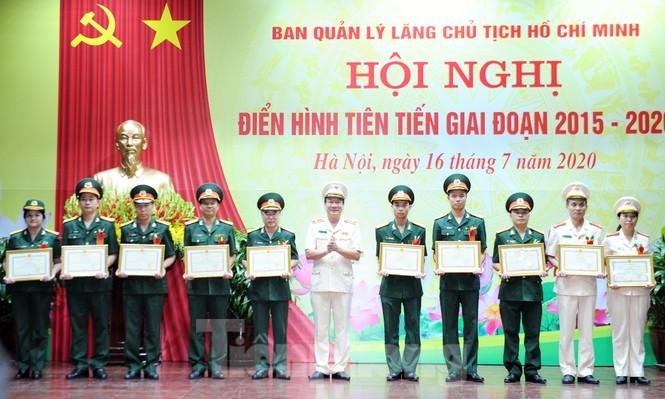 Giữ gìn an toàn tuyệt đối thi hài Chủ tịch Hồ Chí Minh - ảnh 7