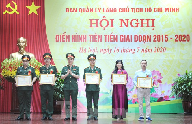 Giữ gìn an toàn tuyệt đối thi hài Chủ tịch Hồ Chí Minh - ảnh 6