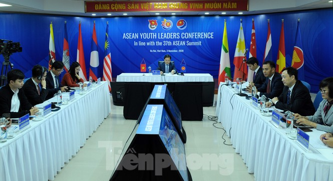 Hợp tác thanh niên vì một ASEAN gắn kết và chủ động thích ứng - ảnh 1