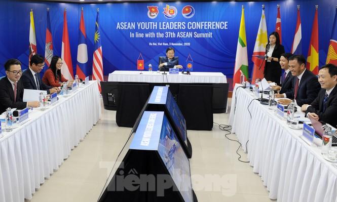 Hợp tác thanh niên vì một ASEAN gắn kết và chủ động thích ứng - ảnh 2