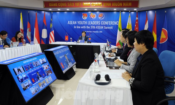 Hợp tác thanh niên vì một ASEAN gắn kết và chủ động thích ứng - ảnh 4