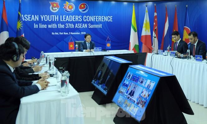 Hợp tác thanh niên vì một ASEAN gắn kết và chủ động thích ứng - ảnh 5