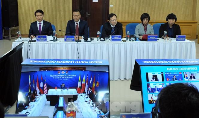 Hợp tác thanh niên vì một ASEAN gắn kết và chủ động thích ứng - ảnh 6