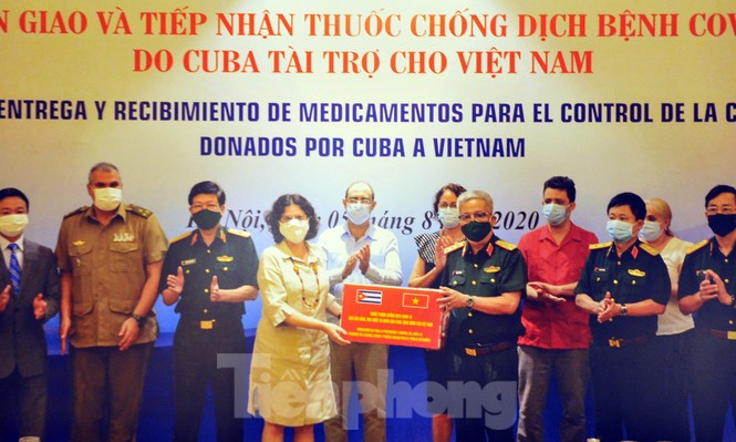 Kỷ niệm 60 năm thiết lập quan hệ ngoại giao Việt Nam - Cuba - ảnh 8