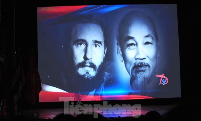 Kỷ niệm 60 năm thiết lập quan hệ ngoại giao Việt Nam - Cuba - ảnh 3
