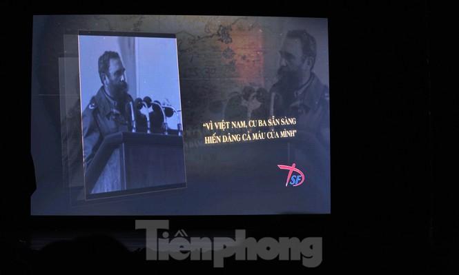 Kỷ niệm 60 năm thiết lập quan hệ ngoại giao Việt Nam - Cuba - ảnh 7