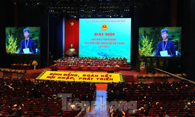 Đại hội đại biểu toàn quốc các dân tộc thiểu số Việt Nam lần thứ II - ảnh 8