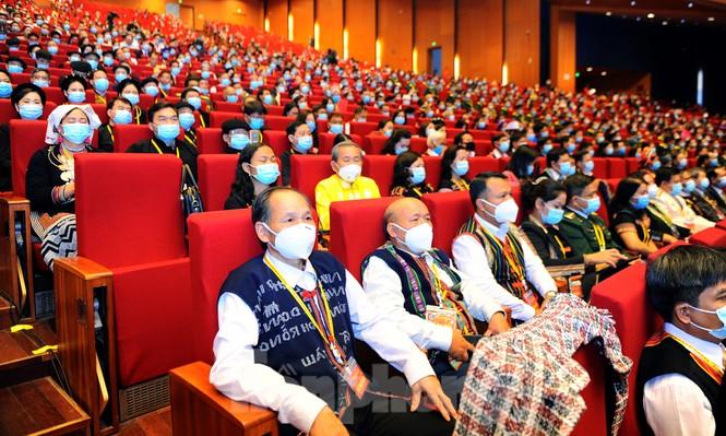 Đại hội đại biểu toàn quốc các dân tộc thiểu số Việt Nam lần thứ II - ảnh 11