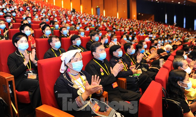 Đại hội đại biểu toàn quốc các dân tộc thiểu số Việt Nam lần thứ II - ảnh 12
