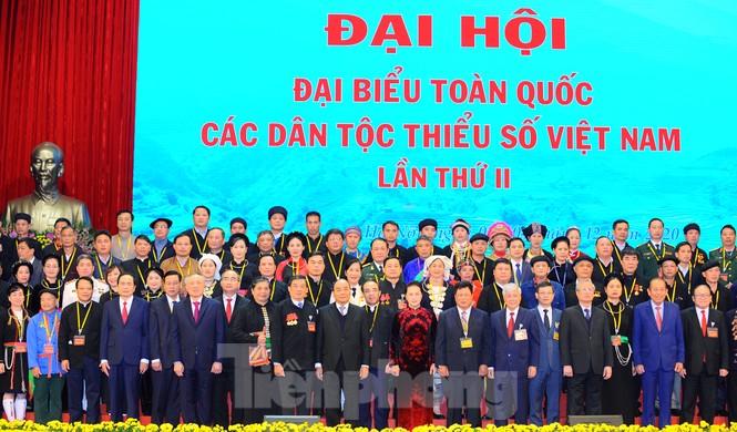 Đại hội đại biểu toàn quốc các dân tộc thiểu số Việt Nam lần thứ II - ảnh 15